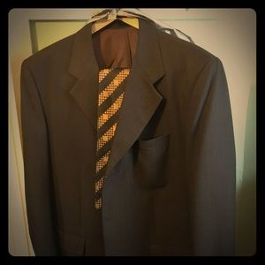 Men's Suit - Egyptian Wool